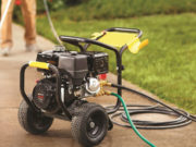 Wash Your Paved and Concrete Driveway Areas by Quality Pressure Washer