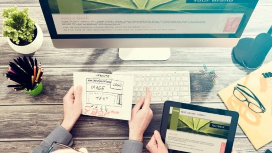 Top 12 Web Design Themes for Your Business