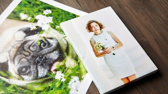 Printing your Photos on Canvas for Wall Art