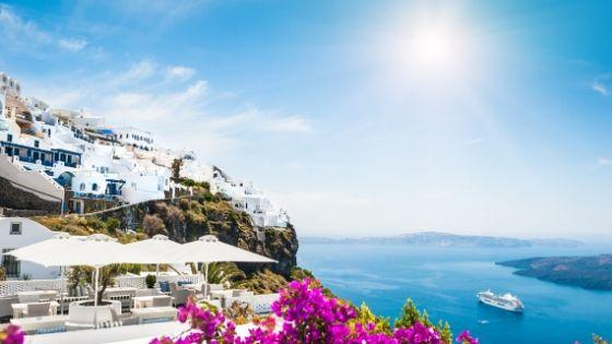 Travel to Greek Islands - The Best Honeymoon Destinations in Greece
