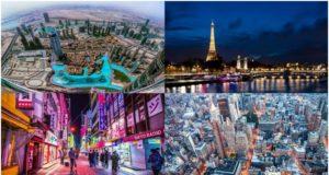 Best Metropolitan Cities to visit in 2020