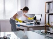 How to Keep Your Office Clean During Coronavirus Pandemic