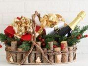 Best DIY Rosé Gift Basket Idea for Canadian Women