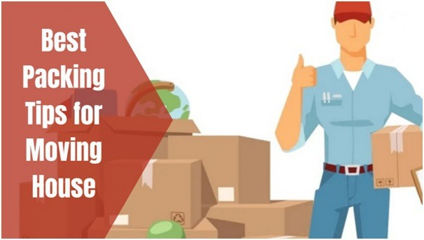 Best Packing Tips for Moving House