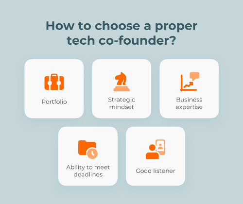 How to choose tech co-founder
