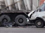 Tips to Avoid Accidents Involving Commercial Trucks