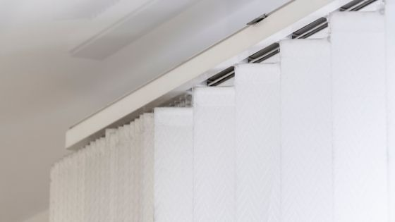 Types of Vertical Blinds and How to Clean Each