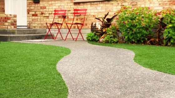 Why Artificial Grass is Better for Your Home Than Real Grass