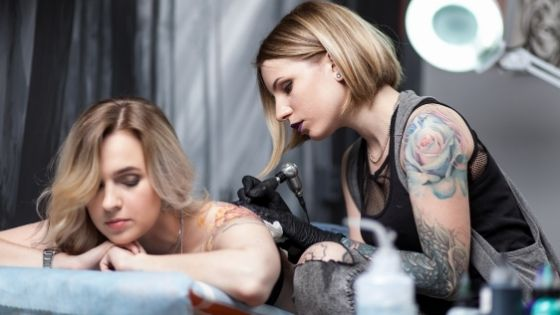 Are you a Tattoo Artist - Heres a Few Tips & Tricks