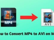How to Convert MP4 to AVI on Mac